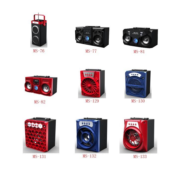 Ms-238/239/240/241/242/243/244/245/246/247 Bt Wooden Bluetooth ...