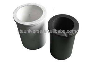 STA 5 Kg Foundry Clay Graphite Crucible For Melting Gold