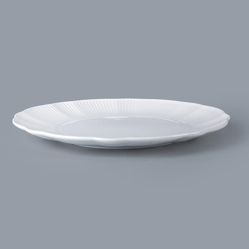 Top Choice Porcelain Tableware Factory 2019 Popular Design Wholesale Price  Dishwasher Safe Hotel White Bone China Dinnerware - Buy Bone China