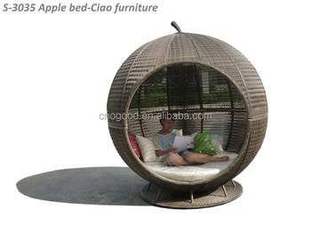 Exceptionnel High Quality Outdoor Rattan Ball Chair