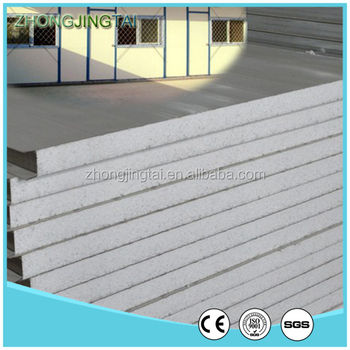 Philippines Stardard Insulated Eps Sandwich Panels For Exterior Wall Buy Low Cost Eps Sandwich