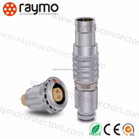manufacturer Raymo compatible B K S series metal push pull circular wire connector