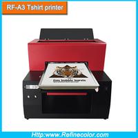 High quality digital dtg t shirt printer direct print on cotton