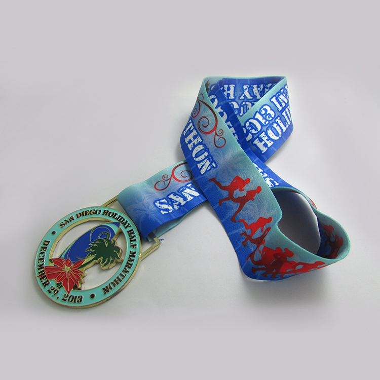 New design most popular custom cheap sport medal