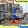 inflatable model rockets for advertisement