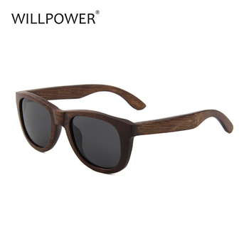 65cf5958a8 Best selling natural bamboo sunglasses polarized wooden sunglasses 2018