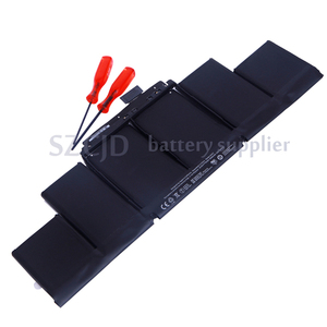 new laptop battery charge for apple A 1417 A1398 for notebook batteries retina 15''