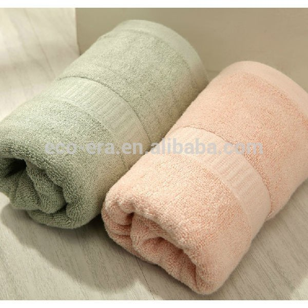 Eco Friendly Product High Quality Bamboo Towel Bath Towels Wholesale