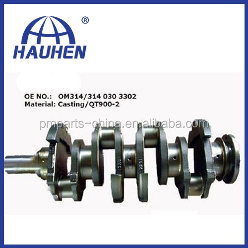 Customized 23110-4A000 D4CB crankshaft