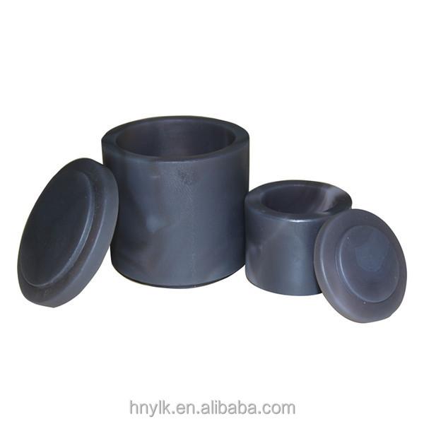 Agate Grinding Bowl 500ml Volume,Planetary Ball Mill Jar