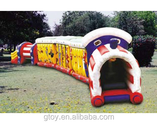 Hot Selling Design Splendid Ride Inflatable Tunnel Bouncer for Adult Kid