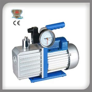 Two Stage rotary vane 3/4HP 6CFM/7CFM Double Stage Vacuum Pump for refrigerating system