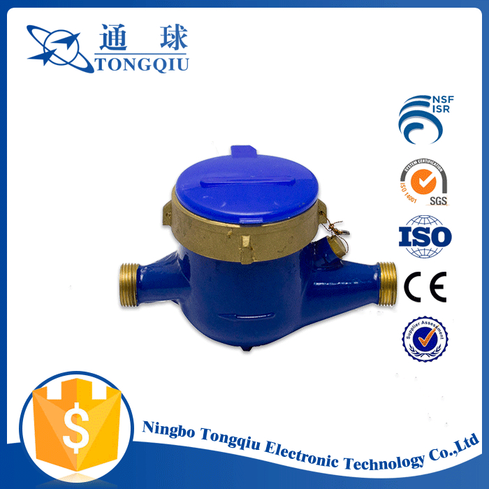 China Professional Supplier Customized High pressure brass parts water meter