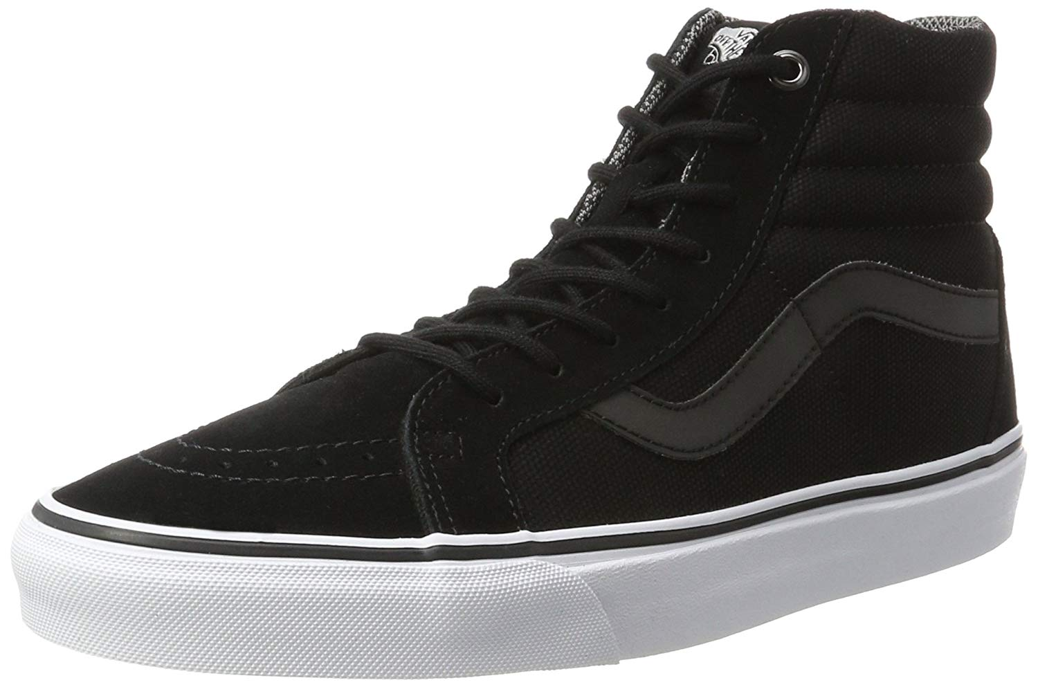 3ffe6ea0ef Get Quotations · Vans Unisex Adults  Sk8-Hi Reissue Trainers