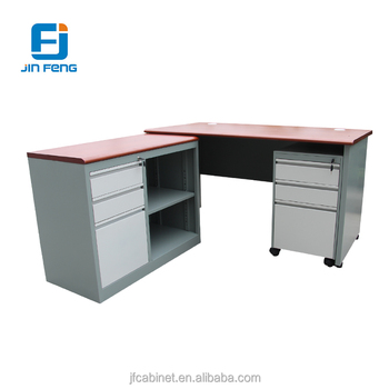 Hospital Executive Office Used 4 Drawers Metal Desk For Sale Buy