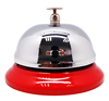 metal silver desk service call bell for hotel/restaurant/school, A12-D02