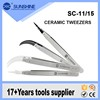 Wholesale ESD Ceramic Tweezers For SMD