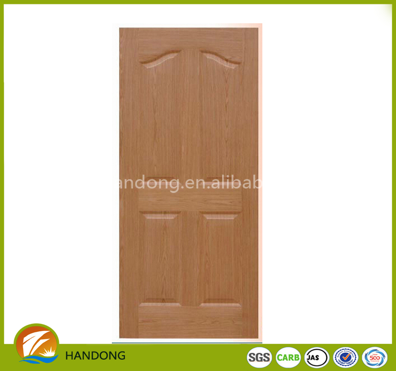 Sizes Exterior Veneer Plywood Molded Door Skin