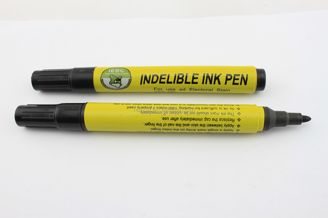 how to get rid of marker pen ink