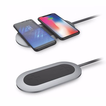 20W qi wireless charger for iphone x and samsung