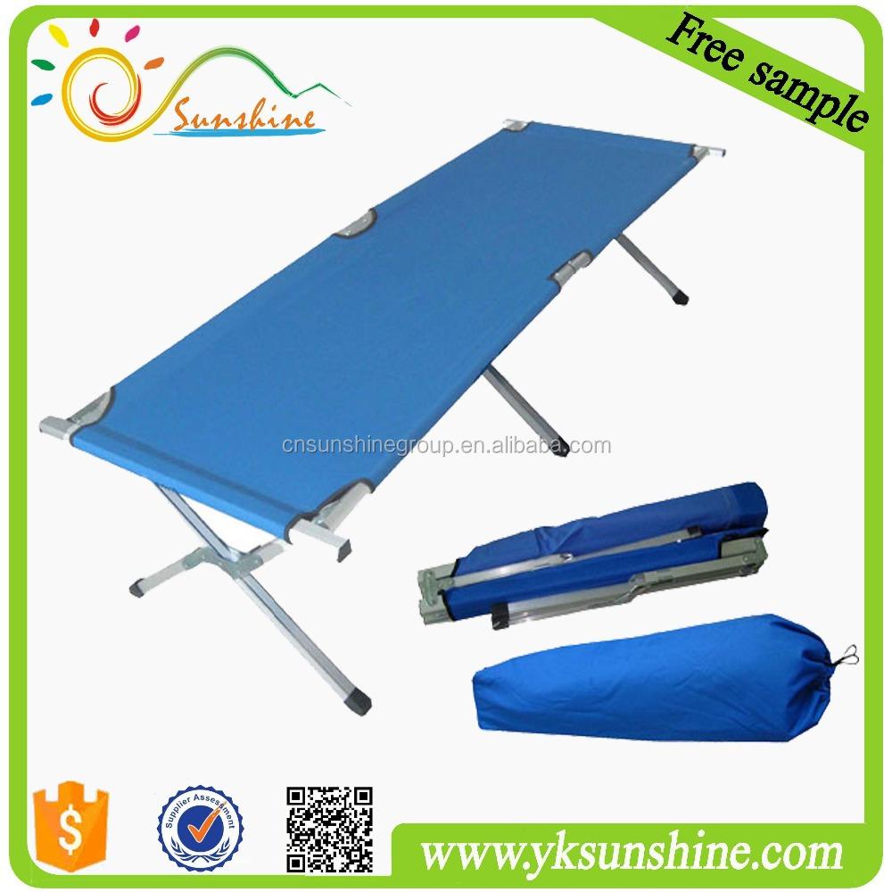Aluminum Camping Bed,Army Cot,Folding Camping Cot