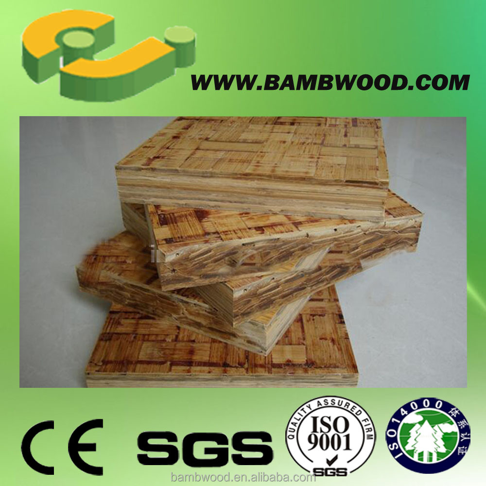 Good quality hollow brick bamboo pallet