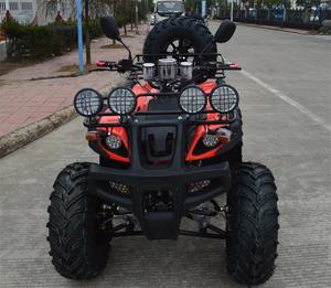 adult atv 4 wheel bike 150cc cvt quad