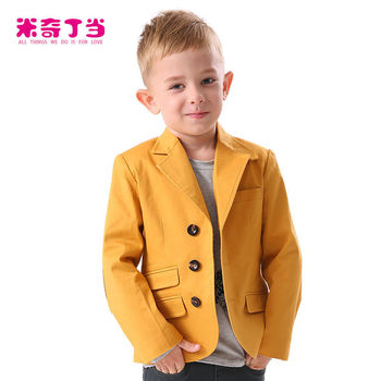 Boutique Children Clothing Baby Boy Clothes Formal Coat Western