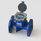 Bulk water meter/ultrasonic water flow meter