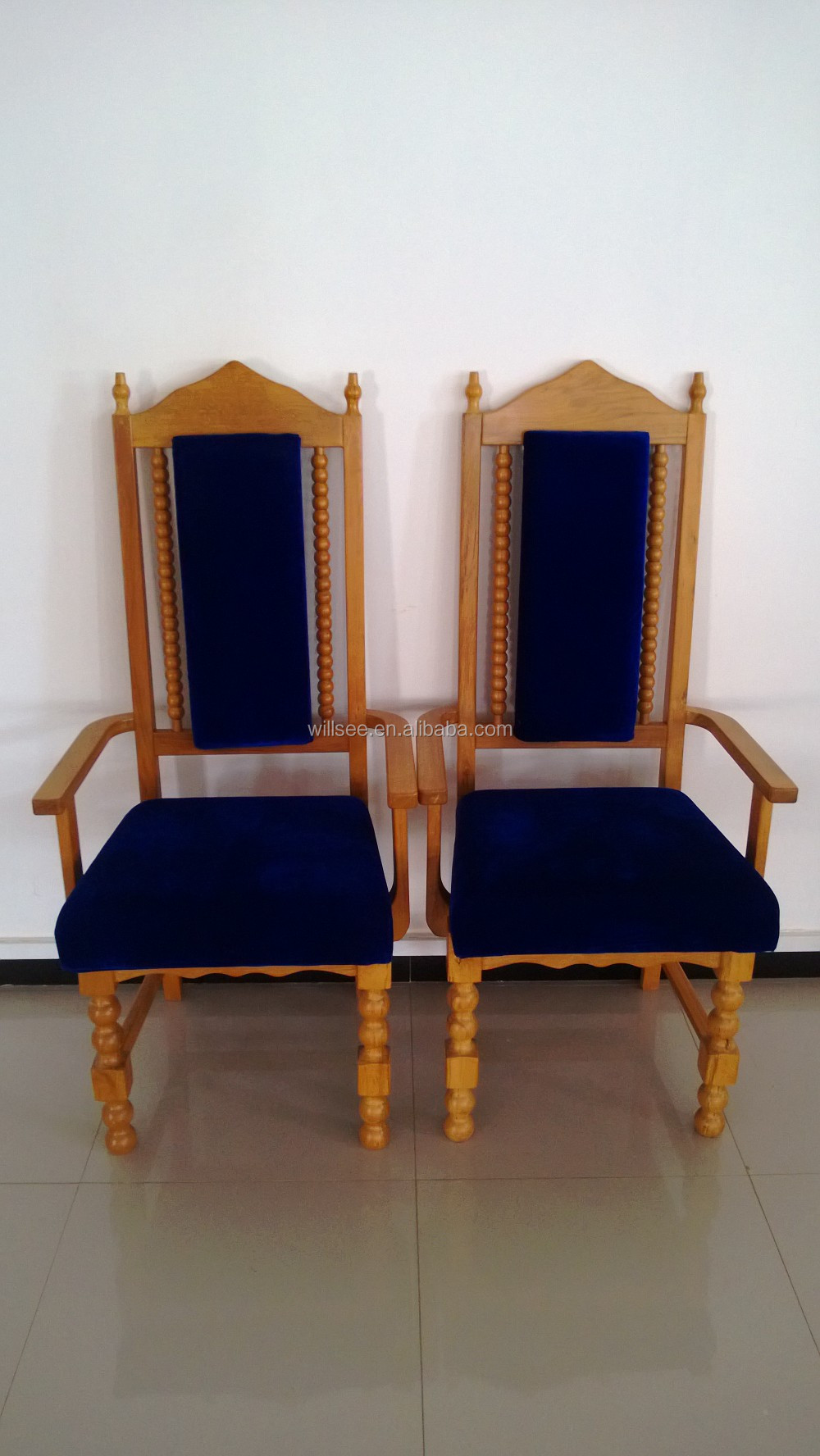Ch c054 madera maciza de roble iglesia priest sillas buy for Sillas para iglesia en madera