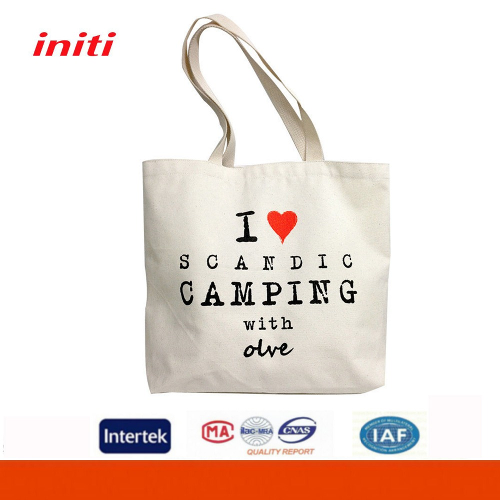 Hot sale durable cotton tote bag