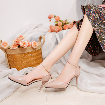 Beautiful Women Ladies Pointed Toes Summer High Heel Fancy
