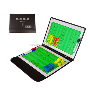 Football Training Magnetic foldable /soccer coach board /teaching tactic board