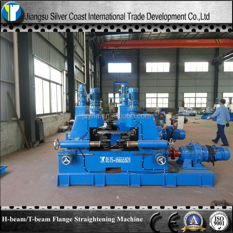 H Beam /t Beam/ Channel Steel Straightening Machine - Buy H-beam  Straightening Machine,Straightening Machine For H Beam,Steel Straightening  Machine