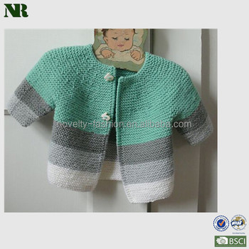 Baby Wear Children Clothing Unisex Knitwear Baby Sweaters View
