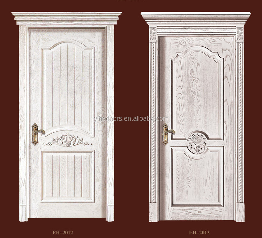 Wooden door design with architrave buy high quality for Wood door design latest