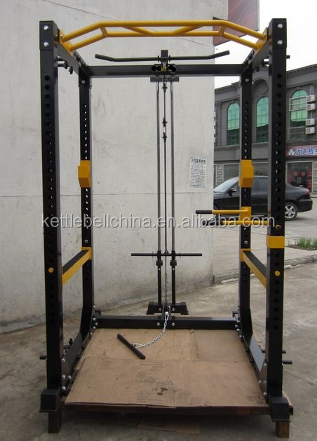Power Cage/ Crossfit Squat Stand Rack / Crossfit Equipment ...