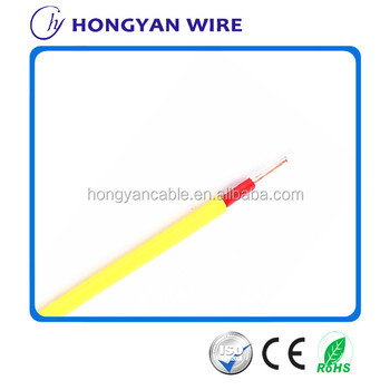 Pvc Insulated Electrical Wire Thw/tw Electrical Wire Awg Size 14 ...