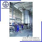 CIP Tank Automatic Cip System for Beer Equipment
