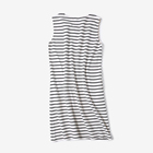 knitted fashion ribbed dress with sleeveless for women