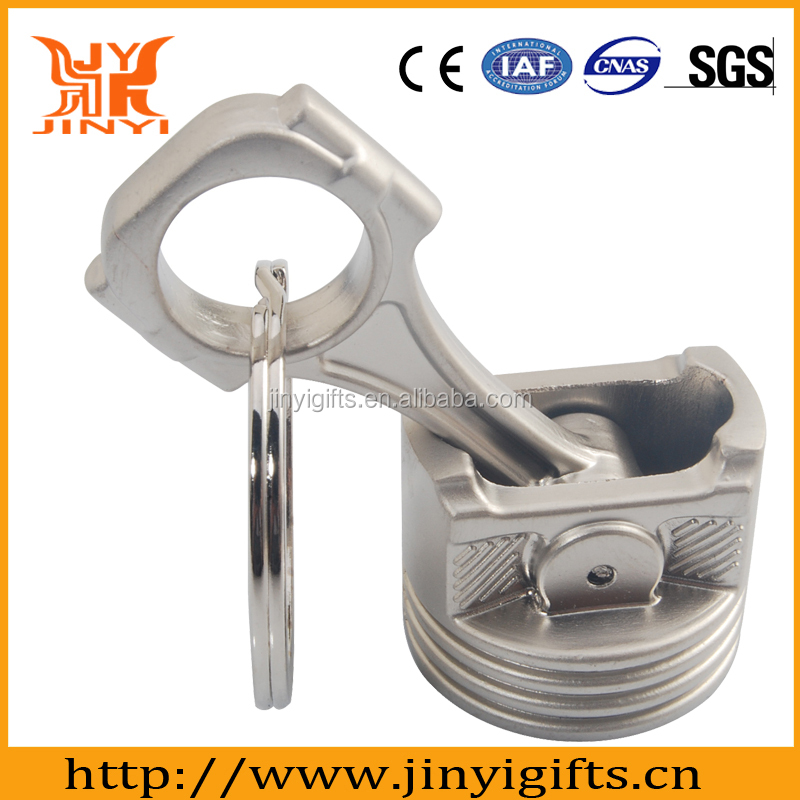 2017 New Custom design cut out shaped promotional keyring