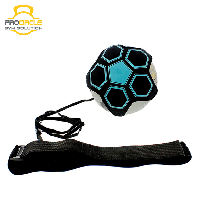 Wholesale Adjustable Football Trainer Solo Soccer Trainer Soccer Equipment