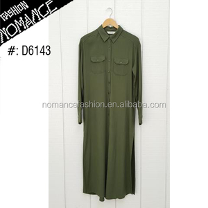 muslim women long shirt dress in malaysia