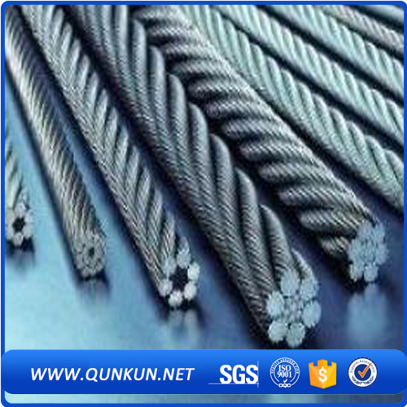 1mm Thick Stainless Steel Flexible Twisted Iron Wire - Buy Twist ...