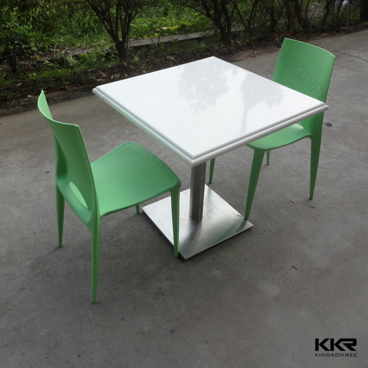 Marble Outdoor Table Tops Coffee Shop Tables And Chairs Dining