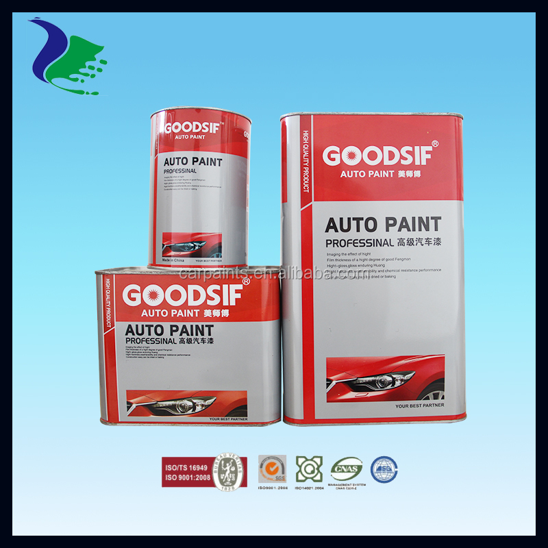 The Best Quality Car Paint 2k Clear Coat Manufacture In