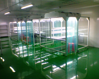ISO7 Class 10000 Modular Clean Room With Free Design Part 54