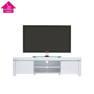 Led Oak Furniture Natural Color Wood TV Stand/TV Cabinet
