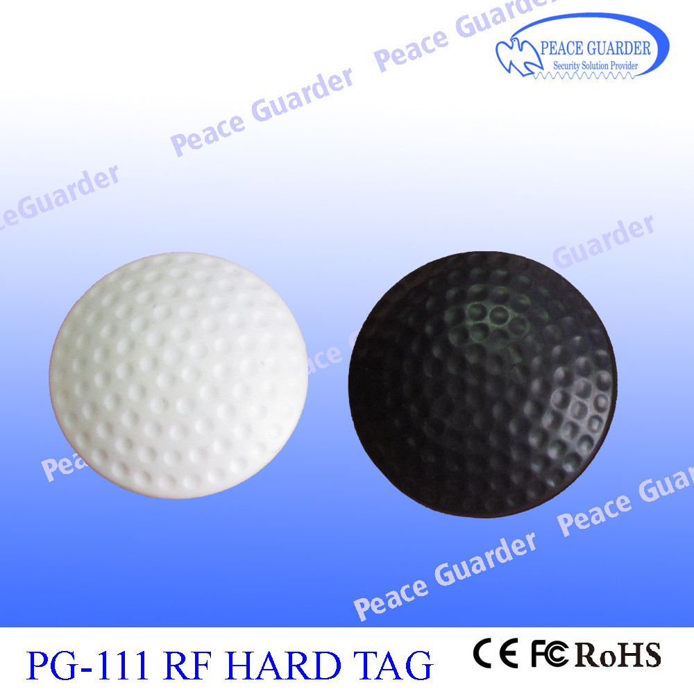 EAS anti-theft clothing hard tag ABS RF golf tag PG-111