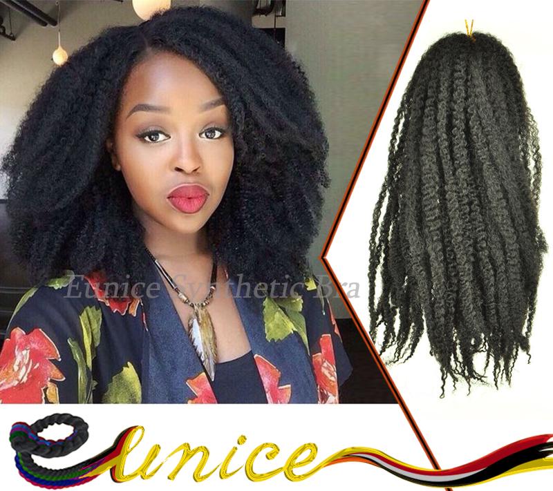 Soft Tutorial Unbraided Hair Extension Marley Hairpiece Crochet Hair